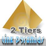 2 Tiers Link Pyramids